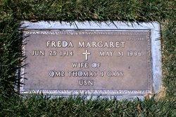 Freda Margaret <i>Lyle</i> Cass