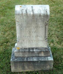 Abraham Abram Savage