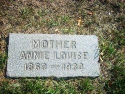 Anne Louise Annie <i>Franklin</i> Mudd