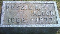 Bessie E Alton