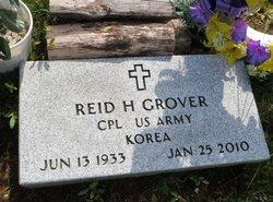 Reid H Grover