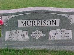Inis Marie <i>Sapaugh</i> Morrison