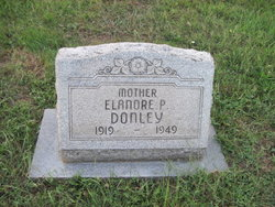 Eleanor <i>Mayfield</i> Donley