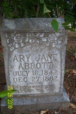 Ary Jane Abbott