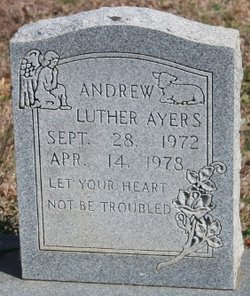 Andrew Luther Ayers