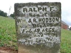 Ralph F. Hodson