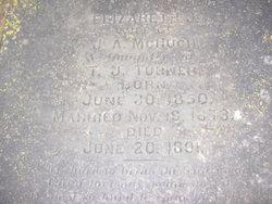 Elizabeth J. <i>Turner</i> McHugh