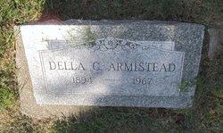 Della May <i>Crews</i> Armistead