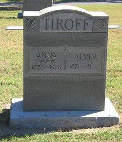 Anna Marie <i>Lell</i> Tiroff