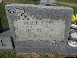 Nellie Irene <i>Herrington</i> Haynie