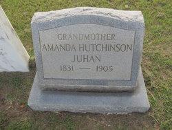 Amanda Nebraska Judy <i>Hutchinson</i> Juhan