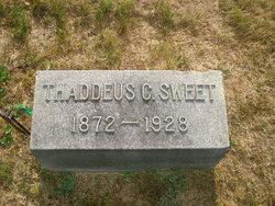 Thaddeus Campbell Sweet