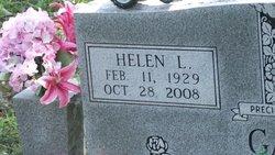 Helen Leona <i>Nichols</i> Garrett