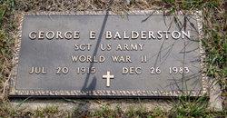 George Emmett Balderston