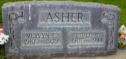 Mervin E. Asher