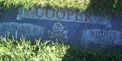 Mildred Emily Dolly <i>Schelly</i> Cooper