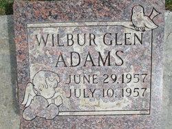 Wilbur Glen Adams