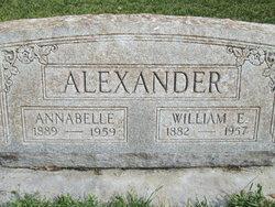 Annabelle Alexander
