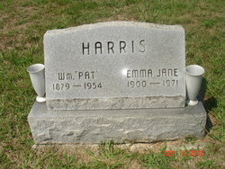 Emma Jane <i>Lytle</i> Harris