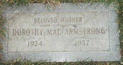 Dorothy Mae <i>Saunders</i> Armstrong