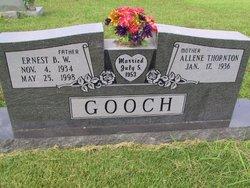 Ernest B.W. Gooch