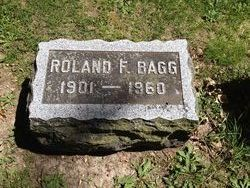 Roland F Bagg