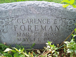 Clarence E. Foreman