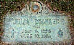 Julie M <i>LaRocque</i> Duchane