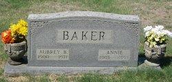 Annie Margaret <i>Taylor</i> Baker