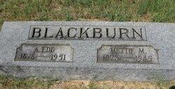 Mattie Met Blackburn