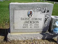 Daisy Corine <i>Moss</i> Jackson