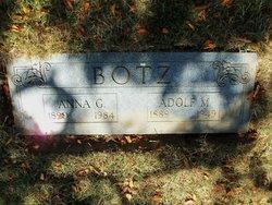 Anna G. <i>Berk</i> Botz