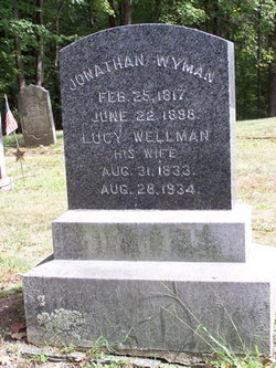 Lucy <i>Wellman</i> Wyman
