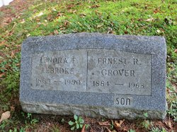 Ernest R Grover