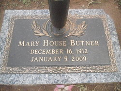 Mary <i>House</i> Butner