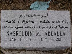 Nasreldin M. Abdalla