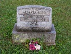 Alberta Bertie <i>Mellott</i> Bard