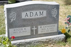 Mary Catherine Katie <i>Sheridan</i> Adam
