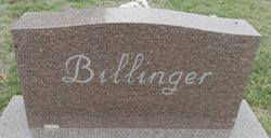 Beatrice E. Billinger