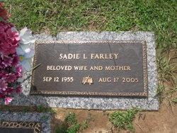 Sadie L. Farley