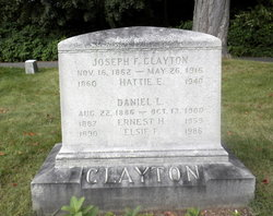 Elsie Frances <i>Larcom</i> Clayton