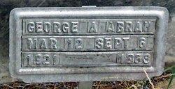 George Alex Abram