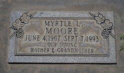 Myrtle L Moore