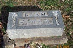Mary Leona Onie <i>Reynolds</i> Beam