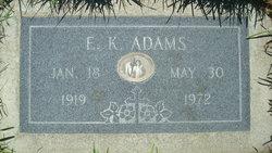 E. K. Adams