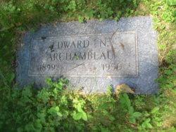 Edward N Archambeau