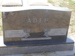 Christena R Aden