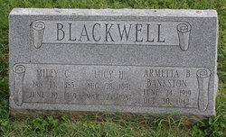 Armetta <i>Blackwell</i> Bankston