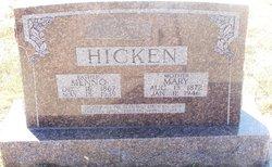 Menno Hicken