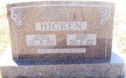 Mary Hicken
